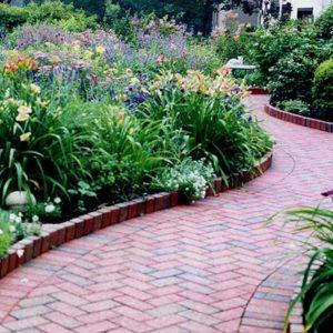 Brick-Garden-Walk