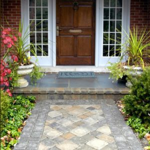 Cobble-Entrance-Bluestone-Porch