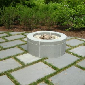 Contemporary-Firepit