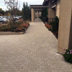 Entrance-Walkway