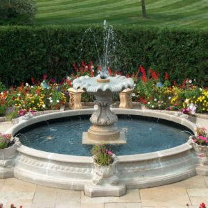 Formal-Fountain