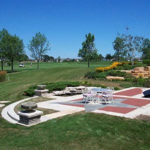 Golf-Patio