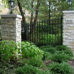 Pillar-Gates