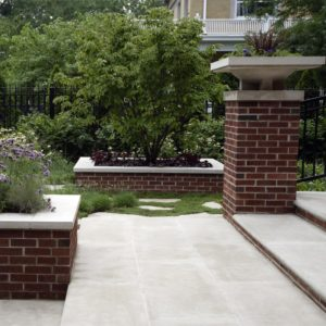 Planters-and-Steps