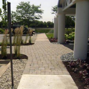 Sidewalk-Entrance