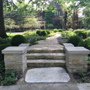 Slab-Stone-and-Entrance-Pillars
