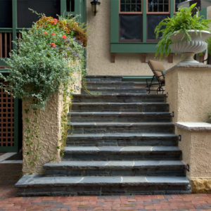 Stone-Entry-Stairs