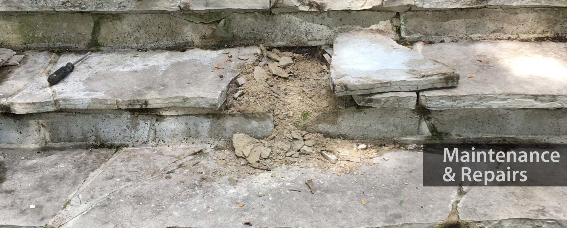 Krugel Cobbles | Hardscape Maintenance and Repairs